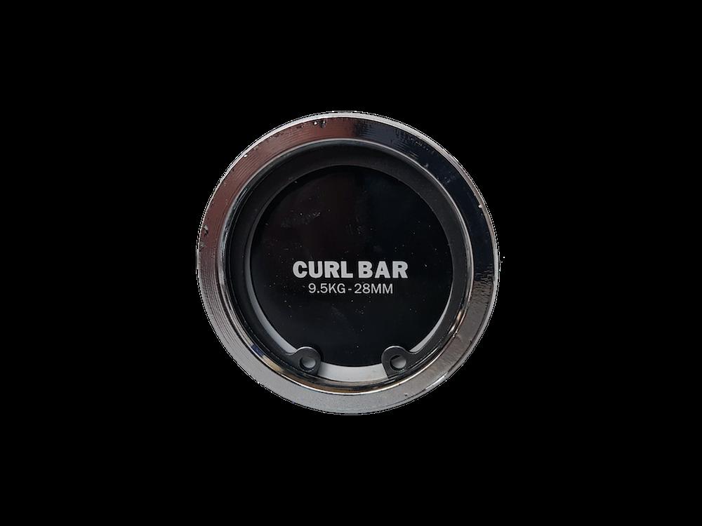 Extra curl bar - čepičky