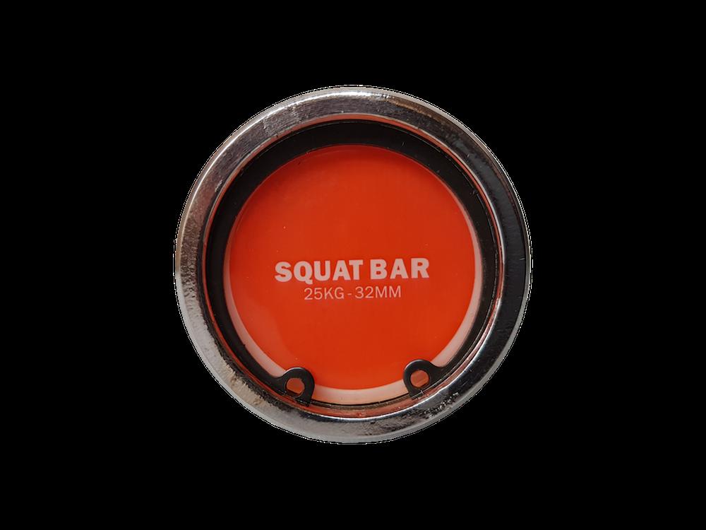 Squat bar - čepičky