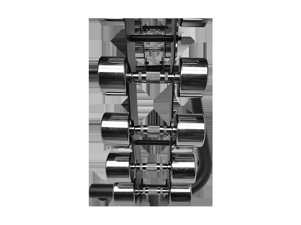 chromované jednoručky