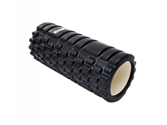 Foam roller - Colour: Black