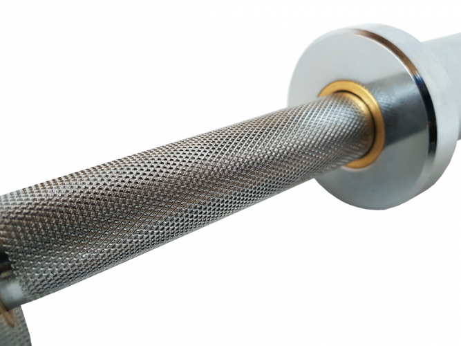 StrongBell - loadable dumbbell