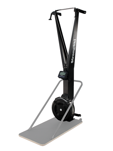 StrongSki - Nordic skiing machine - Variante: Without mobile stand (Attached to wall)
