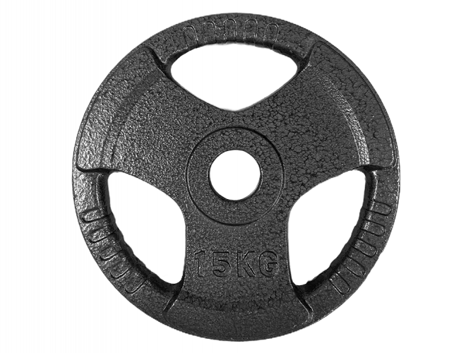 Steel Tri-Grip Plates - Weight: 20 kg