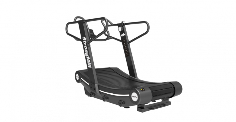 StrongMill - curved treadmill