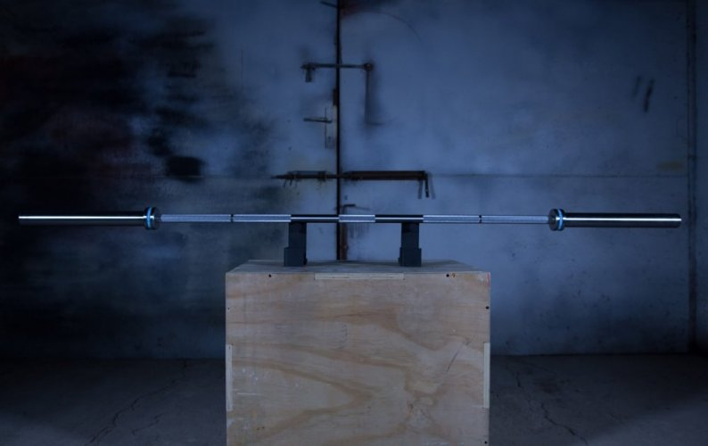Olympic bar Stronger whole