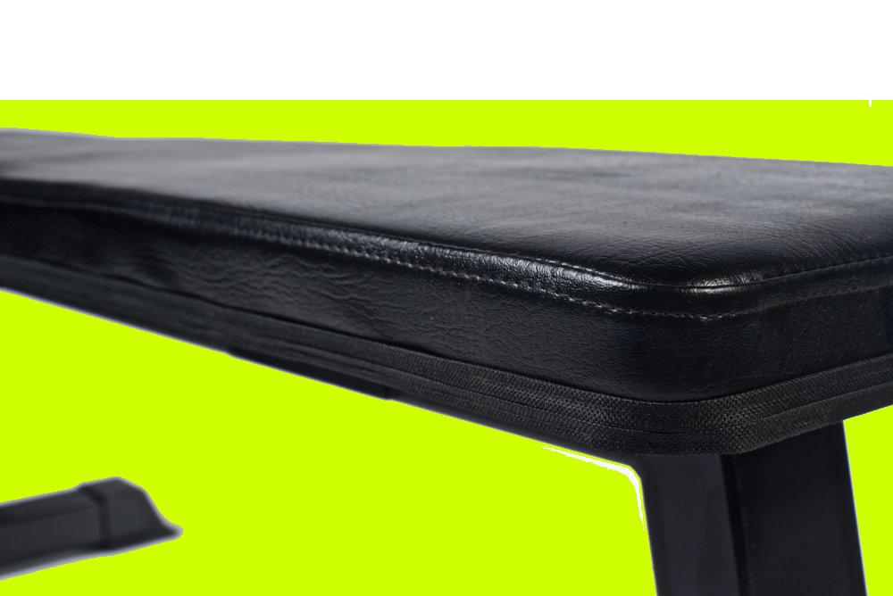 Rovná lavice - opěrky