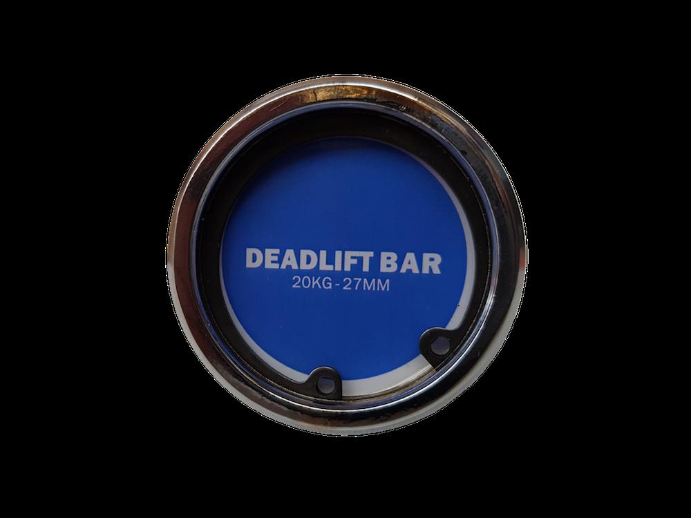Deadlift bar - čepičky