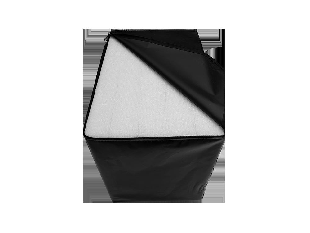 Soft Plyobox - pěnová vrstva