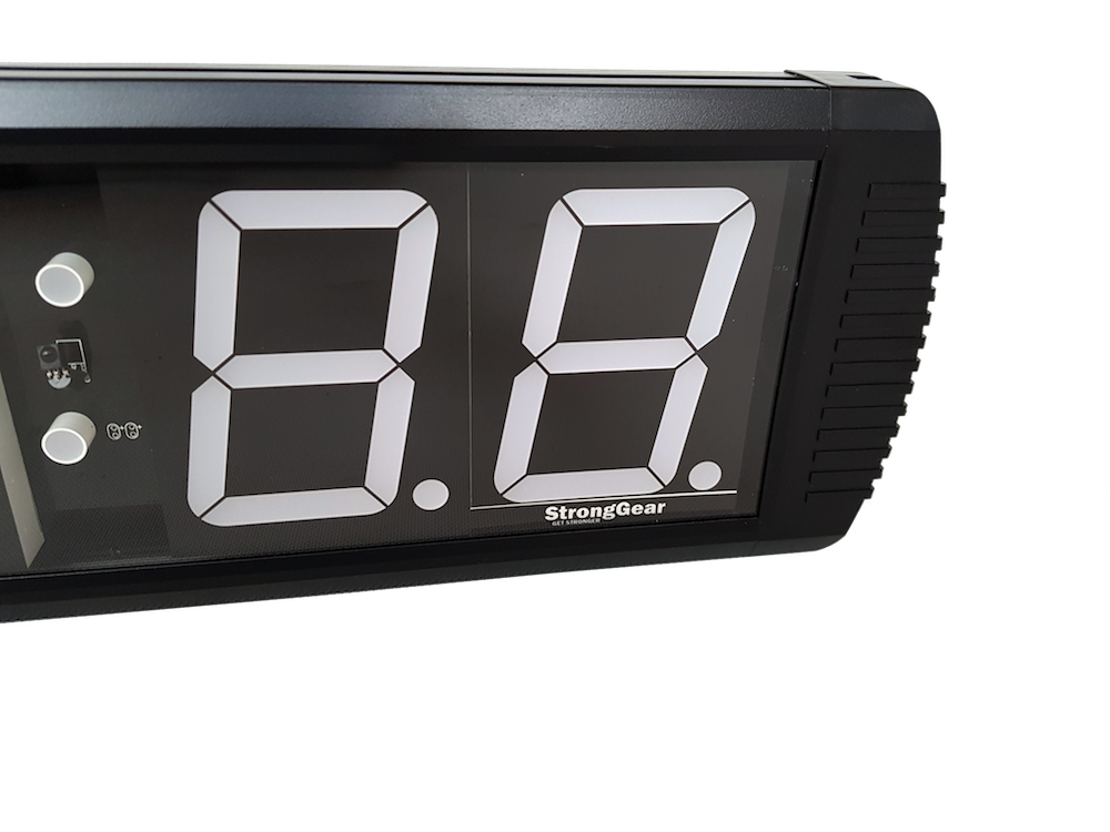 Gym timer - design